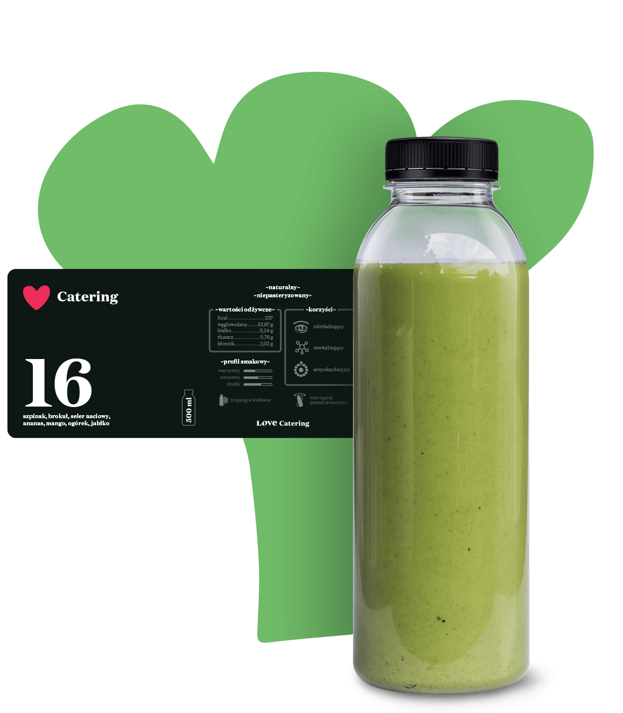smoothie greenology