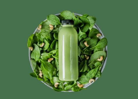 handy meals zielone smoohtie