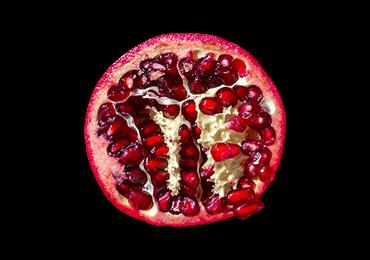 owoc- granat